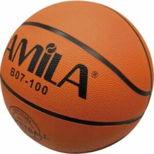 Μπάλα Basket AMILA B07-100 No. 7