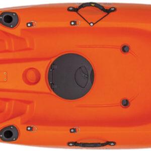 Kayak Conger (πορτοκαλί)