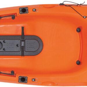Kayak Dace pro angler 10ft (πορτοκαλί)