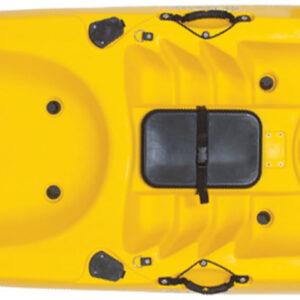 Kayak Castor (κίτρινο)