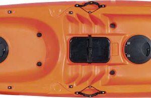 Kayak Castor (πορτοκαλί)