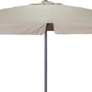 Ομπρέλα 3x3m Σκούρη Εκρού