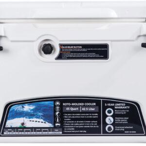 Επαγγελματικό Ισοθερμικό Ψυγείο Kuer 42,6lt