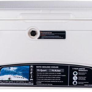 Επαγγελματικό Ισοθερμικό Ψυγείο Kuer 70,9lt