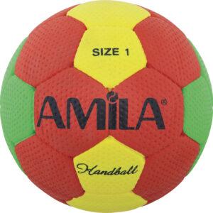 Μπάλα Handball AMILA 0HB-41321 No. 1 (50-52cm)