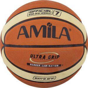 Μπάλα Basket AMILA 0BB-41510 No. 7