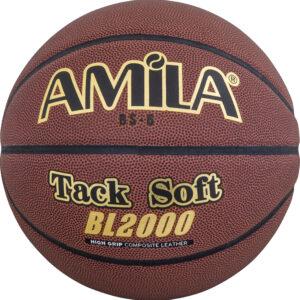 Μπάλα Basket AMILA BL2000 No. 6