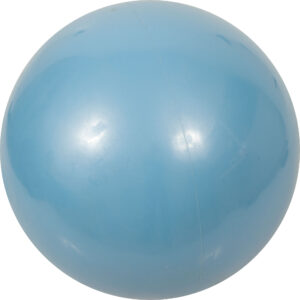 Μπάλα Ρυθμικής Γυμναστικής 16,5cm, Γαλάζια