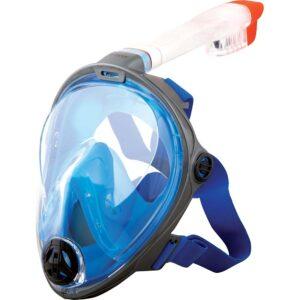 Μάσκα Θαλάσσης Escape Full Face L-XL Μπλε