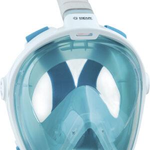 Μάσκα Θαλάσσης Escape Full Face L-XL Άσπρο/Γαλάζιο