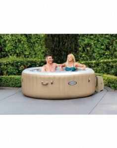 Pure Spa Bubble Massage (4 ατόμων) NEA κονσόλα