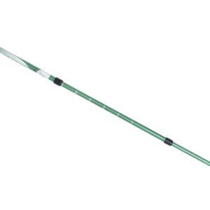 Μπαστούνι ορειβατικό με βιδωτό κλείδωμα, χερούλι TPR