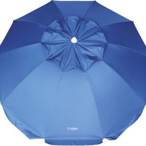 Ομπρέλα Παραλίας Escape 2m 10 Ακτίνες Μπλε
