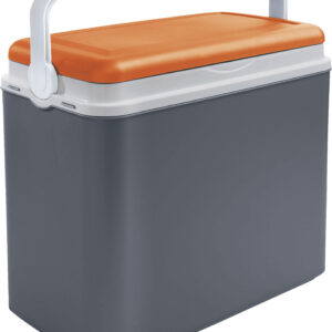 Ισοθερμικό Ψυγείο Πορτοκαλί/Γκρι 24L