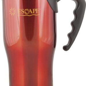 Ποτήρι Θερμός Ανοξείδωτος Escape 415ml με χερούλι