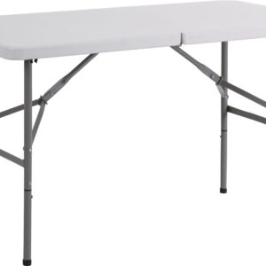 Τραπέζι πτυσσόμενο (Γίνεται βαλίτσα)