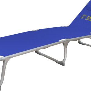Ξαπλώστρα Τρίσπαστη Παραλίας ESCAPE Μπλε