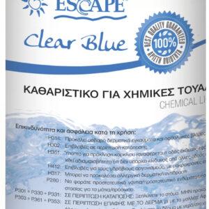 Υγρό χημικής τουαλέτας Clear Blue