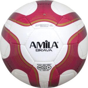 Μπάλα Ποδοσφαίρου AMILA Brava No. 5