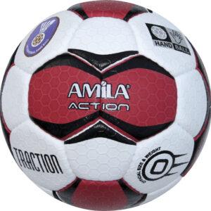 Μπάλα Handball AMILA Traction No. 0 (46-48cm)