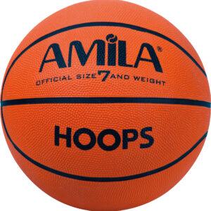 Μπάλα Basket AMILA Hoops No. 7