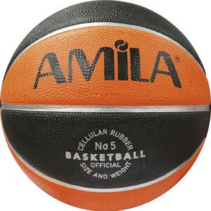 Μπάλα Basket AMILA 0BB-41502 No. 5