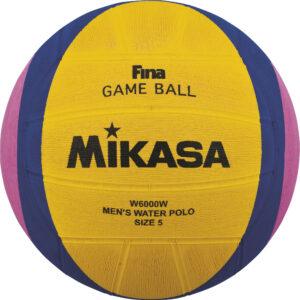 Μπάλα Polo Mikasa W6000W No. 5