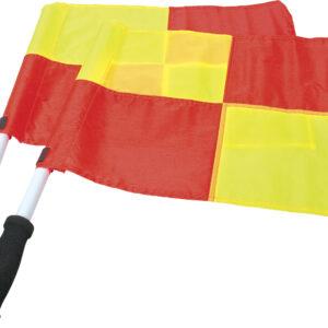 Σημαίες Επόπτη Ποδοσφαίρου Δίχρωμες