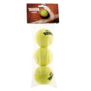 Μπαλάκια Tennis Teloon Knight μονόχρωμα