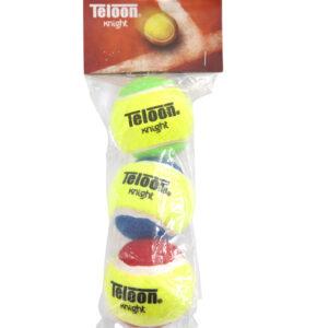 Μπαλάκια Tennis Teloon Knight δίχρωμα