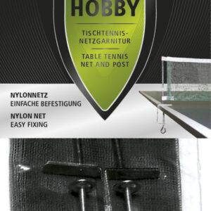 Δίχτυ Ping Pong με Στηρίγματα Sunflex Hobby