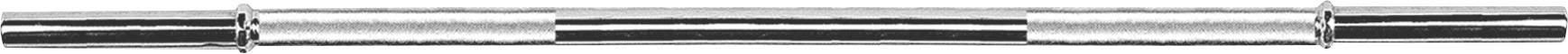 Μπάρα με ίσιο κολάρο Φ28mmx120cm, 6kg