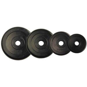 Δίσκος AMILA Rubber Cover B 28mm 10Kg