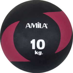 Μπάλα AMILA Medicine Ball Original Rubber 10kg