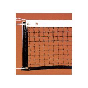 Δίχτυ Tennis Πλεχτό 2,5mm (Κατάλληλο για αγώνες)
