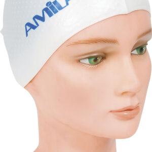Σκουφάκι Κολύμβησης AMILA Antibacterial