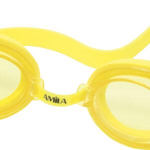 Γυαλιά Κολύμβησης AMILA 522AF Κίτρινα