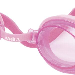 Γυαλιά Κολύμβησης AMILA 522AF Ροζ