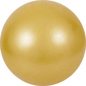 Μπάλα Ρυθμικής Γυμναστικής 16,5cm, Κίτρινη