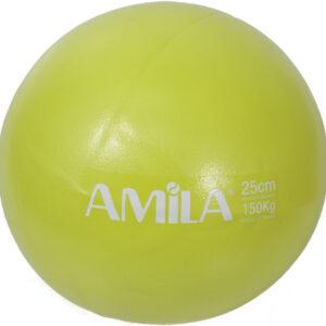 Μπάλα Pilates 25cm Πράσινη