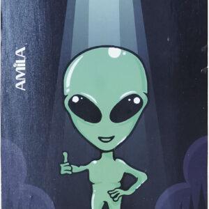 Τροχοσανίδα Skateboard AMILA Skatebomb Extraterrestial