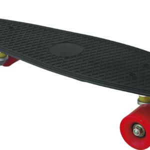 "Skateboard Plastic AMILA 22"" BlackFire"