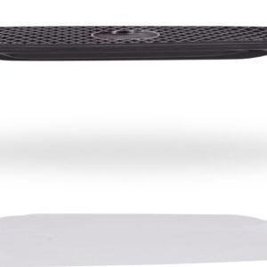 "Skateboard Plastic AMILA 22"" BlackSky"