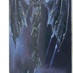 Τροχοσανίδα Skateboard AMILA Skatebird Dark Angel