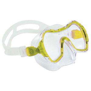 Μάσκα Θαλάσσης Drop Yellow