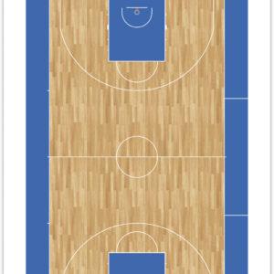 Ταμπλό Προπονητή Basket FOX40 25,5x40,5cm