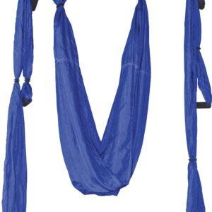 Κούνια Yoga (Yoga Swing Trapeze), Αντιβαρυτική Μπλε