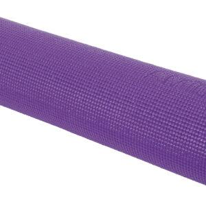 Στρώμα Yoga 4mm Μωβ
