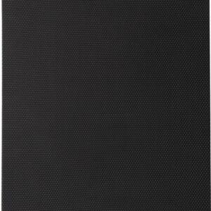 Στρώμα Γυμναστικής EVA 15mm 100cm Μαύρο
