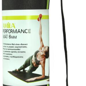 Στρώμα Γυμναστικής AMILA Performance Mat